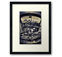 Not Much Left Framed Print