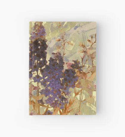 floral sur beige/floral on beige Hardcover Journal