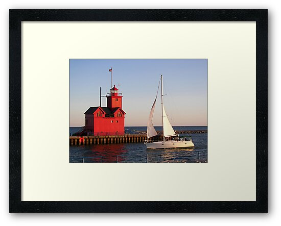 Summer Sail by Maria Dryfhout