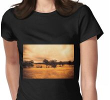 In The Country Womens Fitted T-Shirt