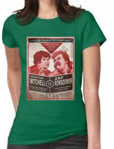 Slobs-a-Sluggin'! Womens Fitted T-Shirt