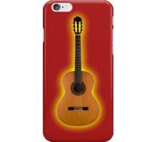 Flamenco  Guitar Classical strings  iPhone Case/Skin