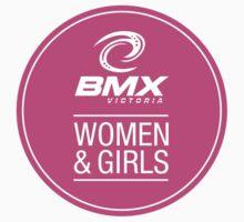 Women & Girls BMX Victoria  One Piece - Short Sleeve
