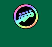 Bass  4 Keys Colorful Unisex T-Shirt