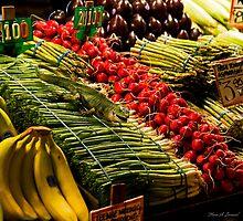 Market Iguana by Maria A. Barnowl