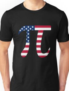 American Pi Day Unisex T-Shirt