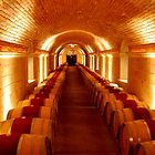 Hall Winery by Nancy