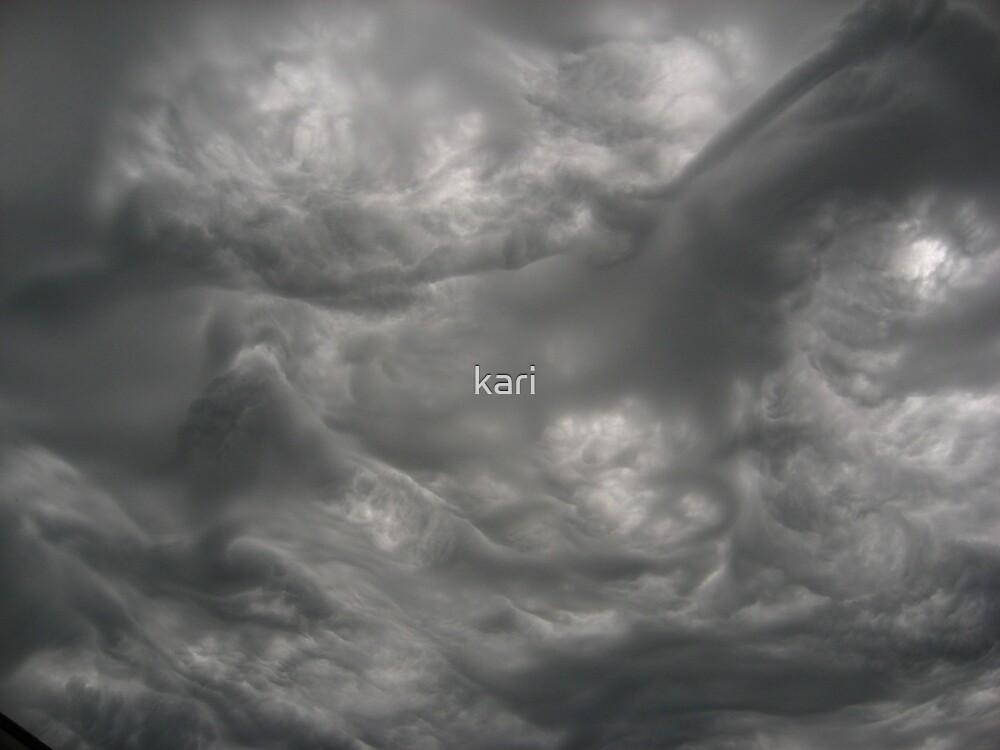 Stormy night 2 by kari