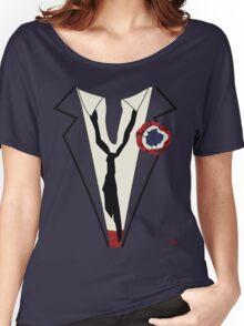Enjolras Suit T-Shirt Women's Relaxed Fit T-Shirt