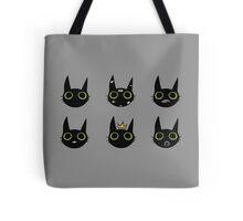 Ouija Cat Tote Bag