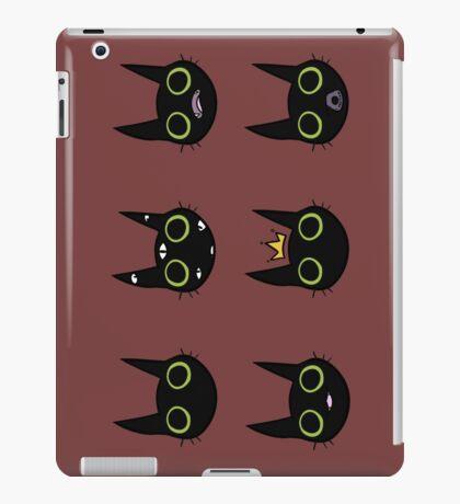 Ouija Cat iPad Case/Skin