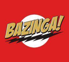 Big Bang Theory Bazinga Kids Clothes