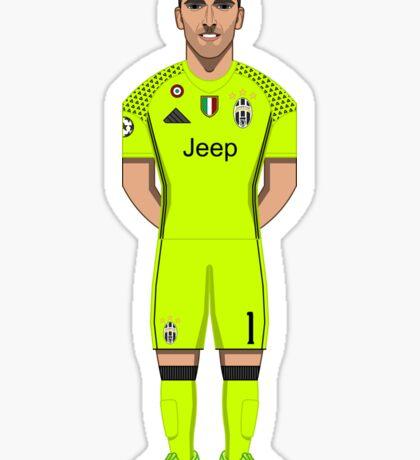 Buffon Sticker