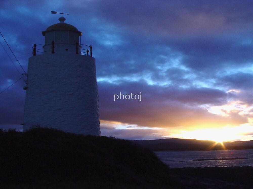 photoj Tasmania Lighthouse by photoj
