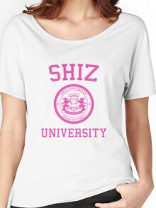 "Shiz University - Wicked ""Popular"" Version Women's Relaxed Fit T-Shirt"
