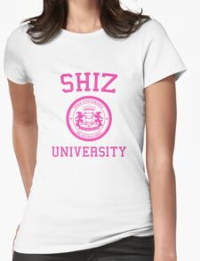 "Shiz University - Wicked ""Popular"" Version Womens Fitted T-Shirt"
