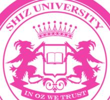 "Shiz University - Wicked ""Popular"" Version Sticker"