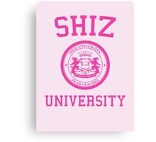 "Shiz University - Wicked ""Popular"" Version Canvas Print"