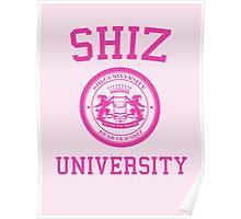 "Shiz University - Wicked ""Popular"" Version Poster"