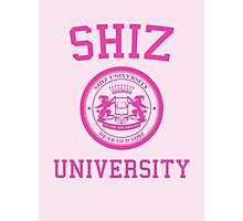 "Shiz University - Wicked ""Popular"" Version Photographic Print"