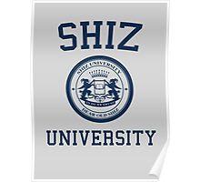 Shiz University - Wicked Poster