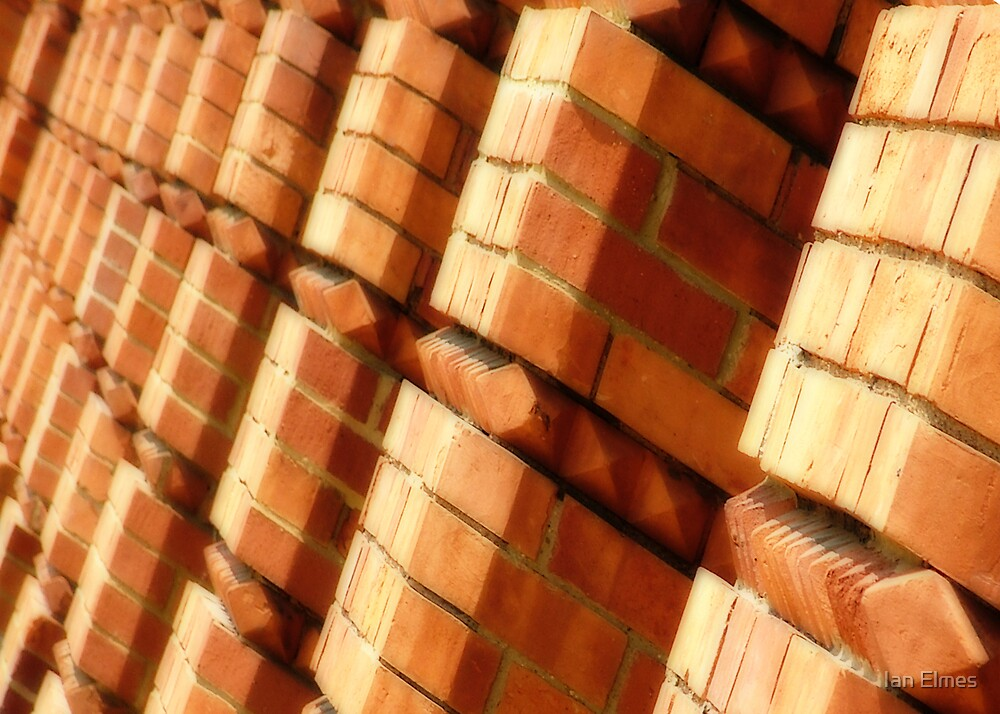 Brickwork by Ian Elmes