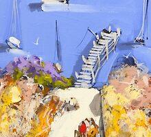 West end waters by Adam Bogusz