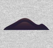 Glitch Ilmenskie Land ground hill 1 One Piece - Long Sleeve
