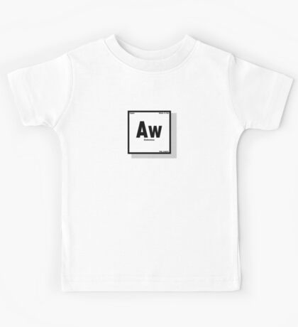 The Element of Cuteness Kids Clothes