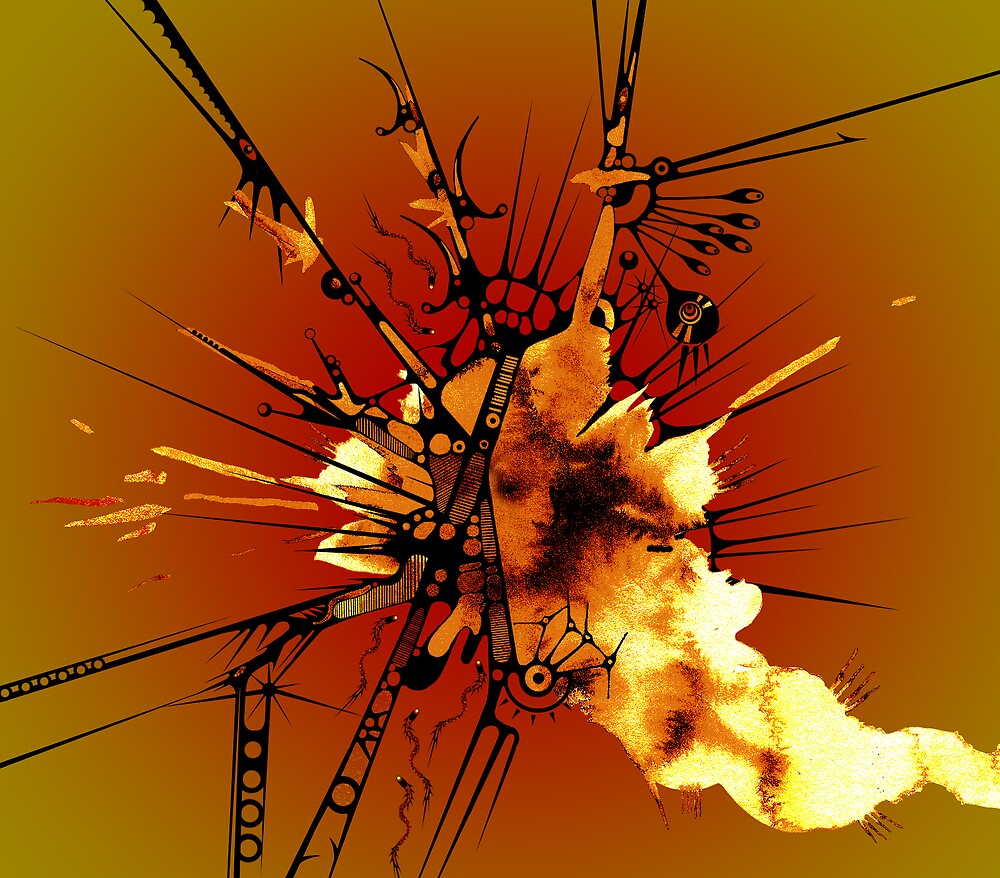 restrained explosion by story