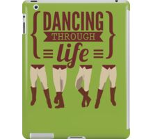 Dancing Through Life - Wicked  iPad Case/Skin