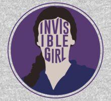 Invisible Girl by Johanna Martinez