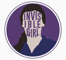 Invisible Girl by Johanna Martinez