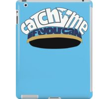 Catch Me If You Can - Pilot Hat iPad Case/Skin