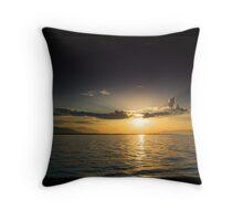 Daylight Torn Throw Pillow