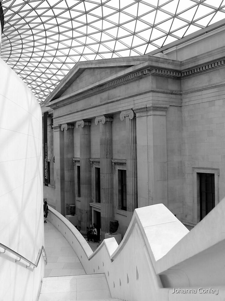 British Museum #2 by Johanna Conley