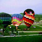 Balloon Dreams 2 by Rodney Lee Williams