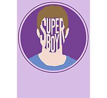 Super Boy  Photographic Print