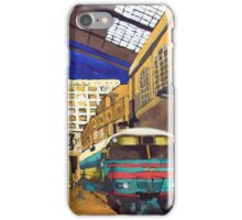 City 17 Depot iPhone Case/Skin