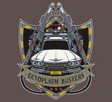 ECTOPLASM BUSTERS by Fernando Sala