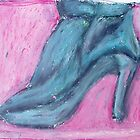 Black Boot by itzart