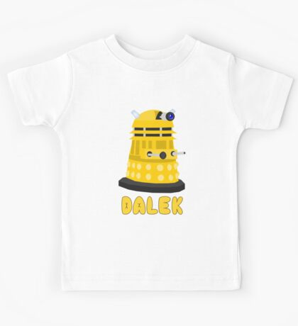 D is for Dalek Kids Tee