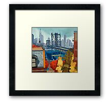Michelle's Place Framed Print