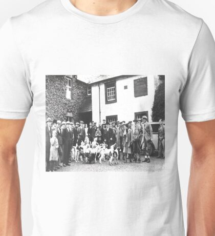 The Dun Bull Hunt 1951 Unisex T-Shirt