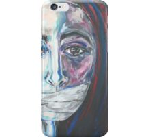 Sound of Silence iPhone Case/Skin