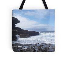 Sky, Rocks, Sea Tote Bag