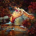 AUTUMN FAIRY by jamari  lior