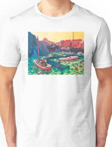 Port Oakes Unisex T-Shirt