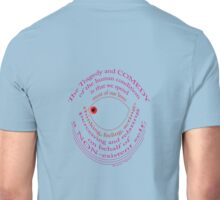 COMEDY ~ TRAGEDY Unisex T-Shirt