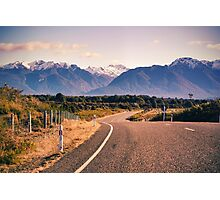 Roadtripping  Photographic Print